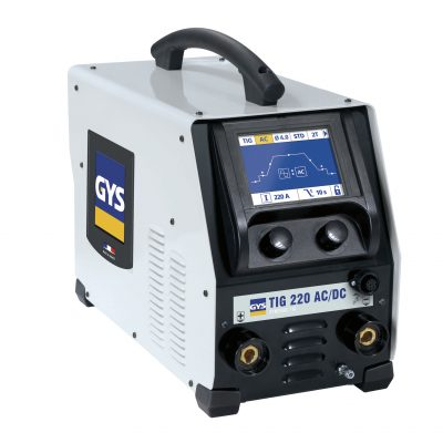 Gys Tig 220 Dc Hf Fv Inverter Tig Welder 110v 240v 1ph